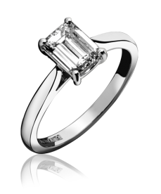 A. Fattorini Engagement Ring Collection